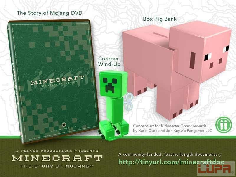 纪录片《Minecraft:Mojang 的故事》 综合资讯
