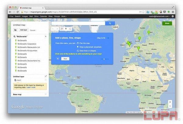 谷歌地球等在线地图工具将如何改变教育