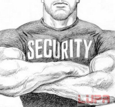 Bouncer Sketch